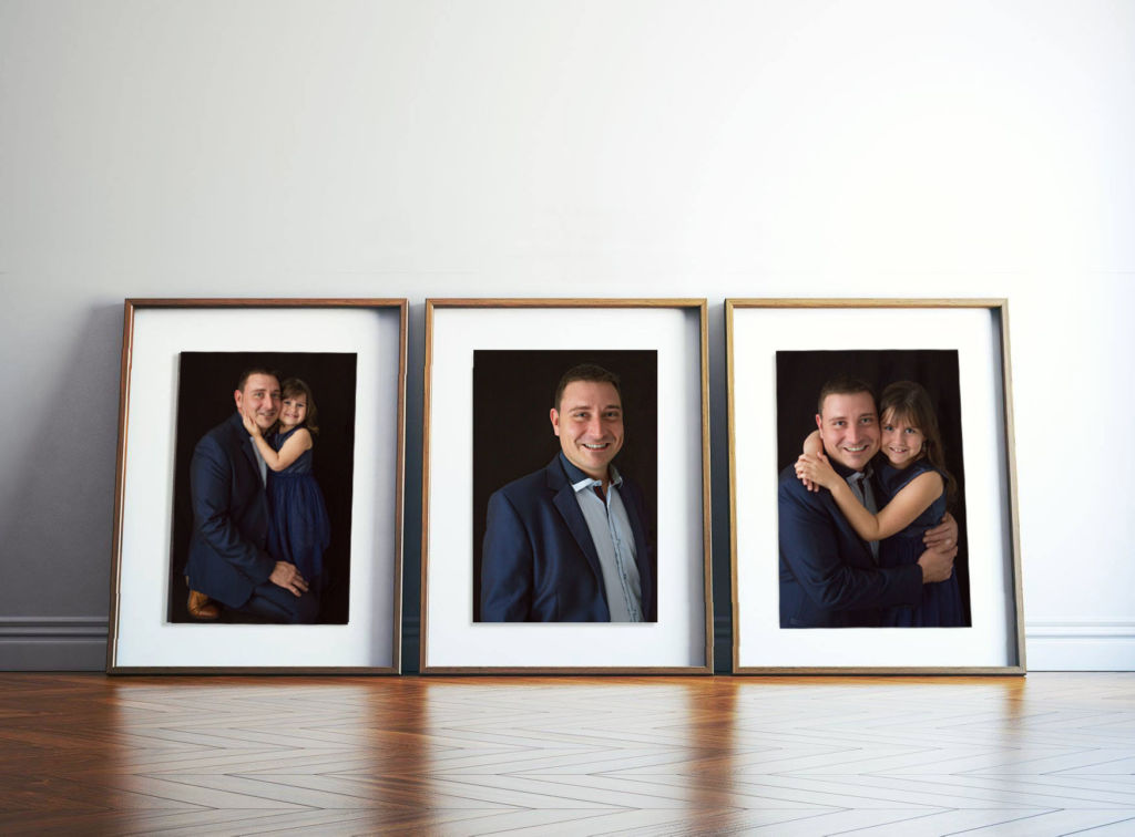 séance photo en famille à Châteaudun : portrait père-fille | www.aureliecoquan.fr