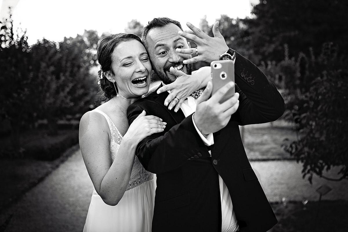 Photographe de mariage à Châteaudun : moment d'émotion par Aurélie Coquan Photographe | www.aureliecoquan.fr